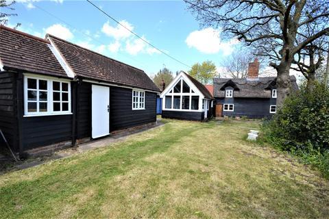 2 bedroom cottage for sale - Vicarage Lane, Tillingham