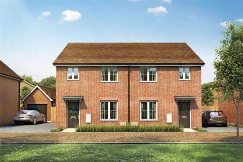 3 bedroom semi-detached house for sale - The Byford - Plot 120 at The Hedgerows, Fontwell Avenue, Westergate PO20