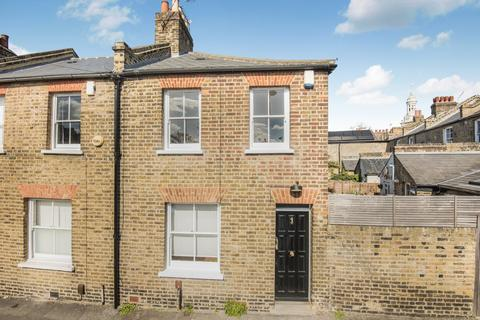2 bedroom terraced house to rent - Randall Place London SE10
