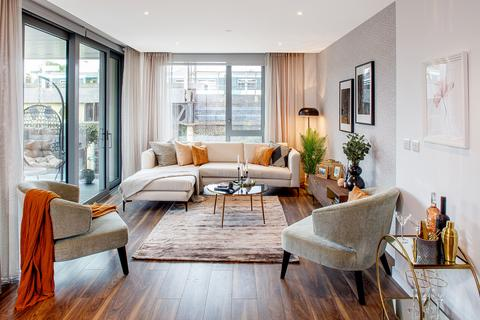 1 bedroom apartment for sale - Plot H17, Radley House at Windsor Apartments at Prince of Wales Drive, Palmer Road SW11