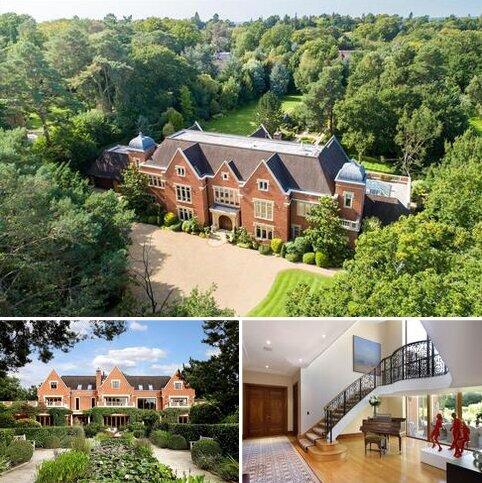 8 bedroom detached house for sale - East Road, St George's Hill, Weybridge, Surrey, KT13