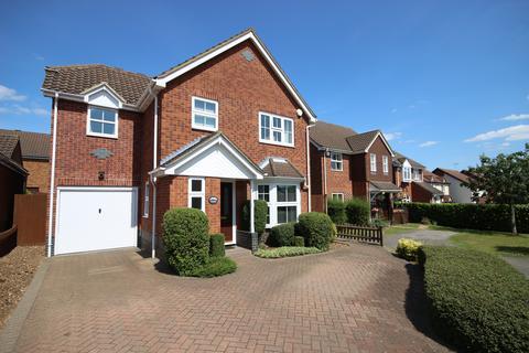 4 bedroom detached house for sale - Saffron Close, Luton, LU2