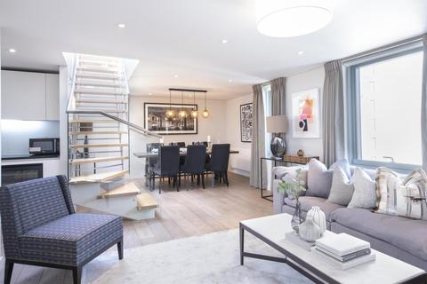 4 bedroom flat to rent - Merchant Square East, London, Greater London, W2 1AN