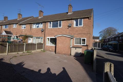 3 bedroom terraced house for sale - Oak Road, Stone, ST15