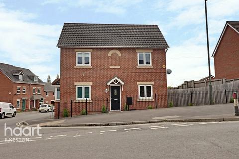 3 bedroom semi-detached house for sale - Corporation Road, Ilkeston