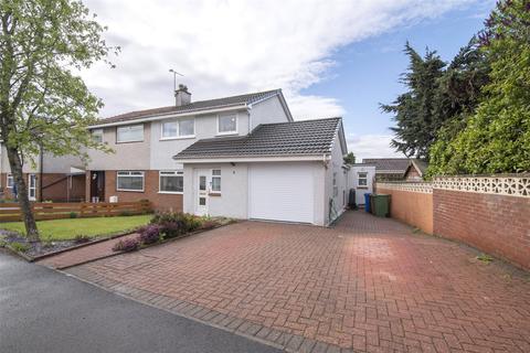 4 bedroom semi-detached house for sale - 8 Quarry Knowe, Bannockburn, Stirling, FK7