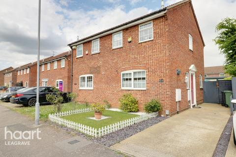 2 bedroom semi-detached house for sale - Peregrine Road, Luton