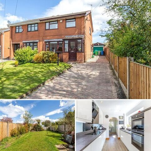 3 bedroom semi-detached house for sale - St James Close, Thornham, Rochdale, OL16