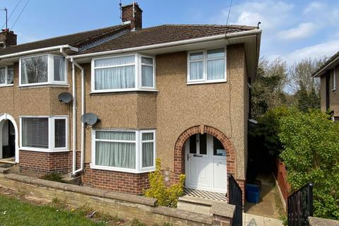 3 bedroom end of terrace house for sale - Fairway, Kingsley, Northampton NN2 7JX