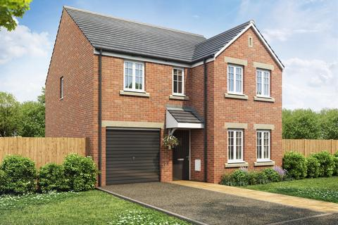 4 bedroom detached house for sale - Plot 129, The Kendal at Oak Tree Gardens, Audley Avenue TF10