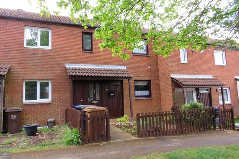 3 bedroom terraced house for sale - Haselrig Square, Camp Hill, Northampton NN4 9RD