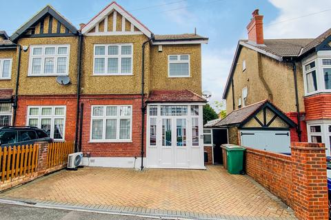4 bedroom semi-detached house for sale - Fairview Road, Sutton, SM1