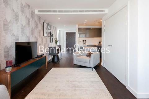 Studio to rent - Lavender Place, Royal Mint Gardens, E1