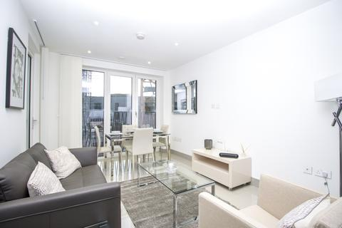 1 bedroom apartment to rent - Delphini Apartments, Blackfriars Circus, Southwark SE1