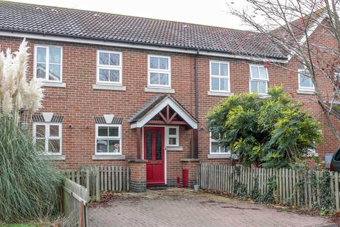 2 bedroom terraced house to rent - Swarbourne Close, Ladygrove, Didcot