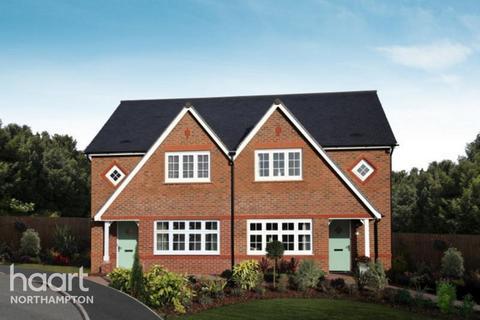3 bedroom semi-detached house for sale - Parklands, Northampton