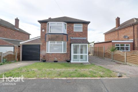 3 bedroom detached house for sale - Cross O'cliff Close, Lincoln