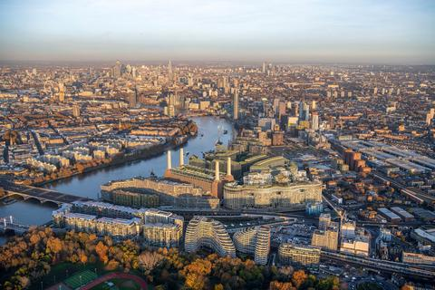 2 bedroom apartment for sale - Switch House West, Battersea Power Station, London SW8