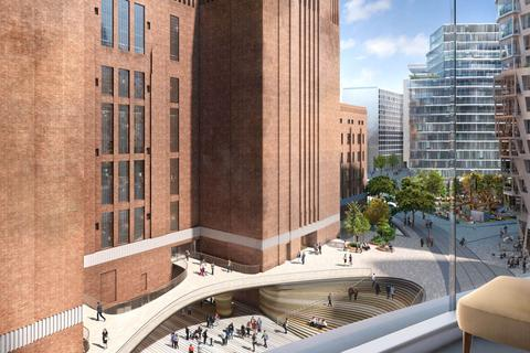 3 bedroom apartment for sale - Switch House West, Battersea Power Station, London SW8