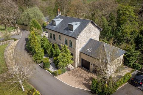 5 bedroom detached house for sale - Stanningden Rise, Ripponden, Sowerby Bridge, HX6