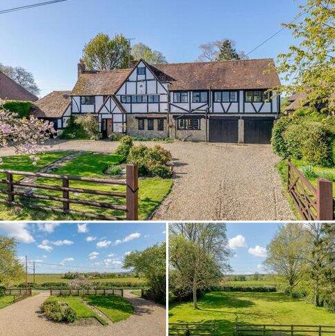 5 bedroom detached house for sale - Oddley Lane, Saunderton, Princes Risborough, Buckinghamshire, HP27