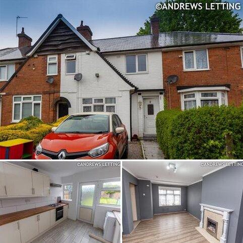 3 bedroom terraced house to rent - Charlton Road, Kingstanding, BIRMINGHAM