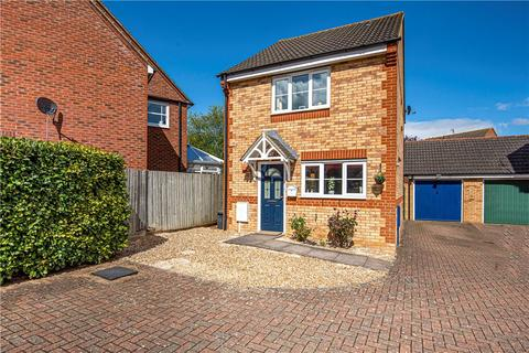 3 bedroom detached house for sale - Thorpeness Croft, Tattenhoe, Milton Keynes, Buckinghamshire, MK4