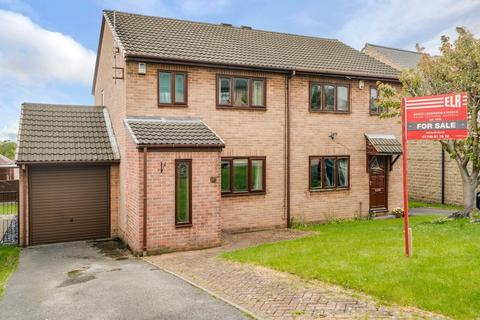 3 bedroom semi-detached house for sale - Church Lane Mews, Bramley