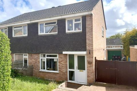 3 bedroom semi-detached house for sale - Hollymount Close, Exmouth