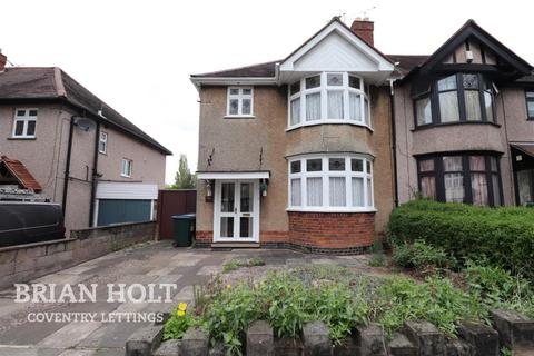 3 bedroom semi-detached house to rent - Rochester Road, Earlsdon