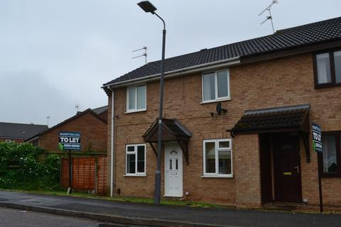 3 bedroom end of terrace house to rent - Sawyers Close, Newark
