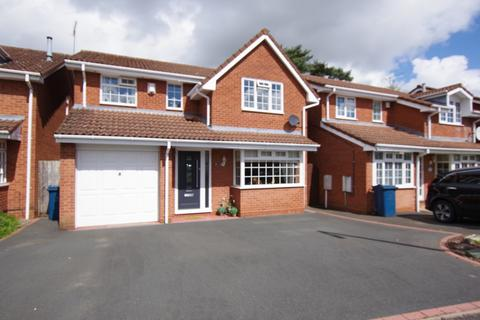 4 bedroom detached house for sale - Montville Drive, Stafford