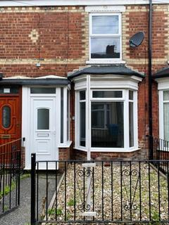 2 bedroom terraced house for sale - Endsleigh Villas, Reynoldson Street, Hull, 1, HU5 3BX