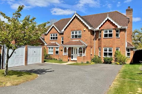 5 bedroom detached house for sale - Wright Close, Whiteley