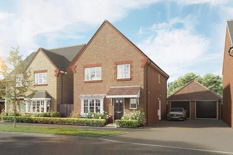 4 bedroom detached house for sale - Plot 31, The Chilworth at Marlborough Gardens, Witney Road, North Leigh OX29