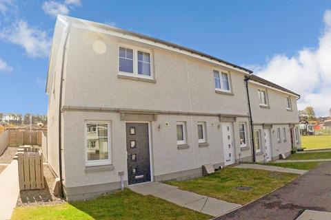 2 bedroom end of terrace house for sale - Barony Crescent, Inverness