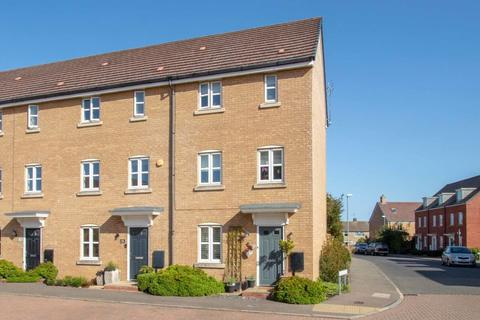 3 bedroom terraced house for sale - Banks Crescent, Stamford, Lincolnshire