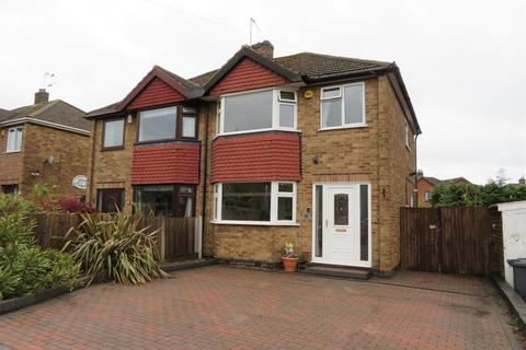 3 bedroom semi-detached house for sale - Sandringham Drive, Spondon
