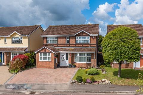 5 bedroom detached house for sale - Shackleton Avenue, Yate, Bristol, BS37