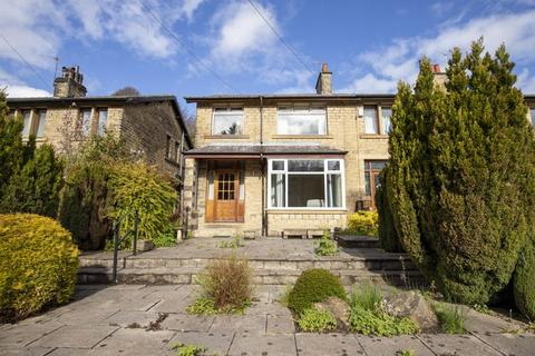 3 bedroom end of terrace house for sale - 150 Halifax Road, Ripponden, HX6 4AG