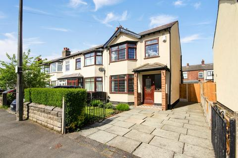 3 bedroom end of terrace house for sale - Birley Street, Newton-le-Willows, WA12