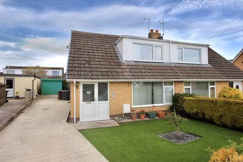 3 bedroom semi-detached house for sale - Troon Way, Upper Colwyn Bay