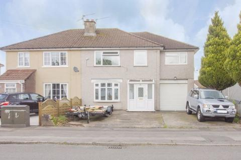 4 bedroom semi-detached house for sale - Fields Road, Cwmbran - REF#00013852