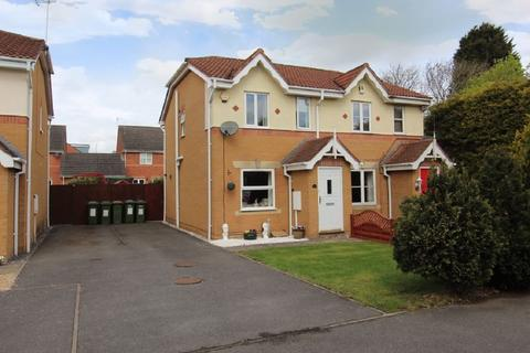 2 bedroom semi-detached house for sale - Haskell Close, Thorpe Astley, Leicester