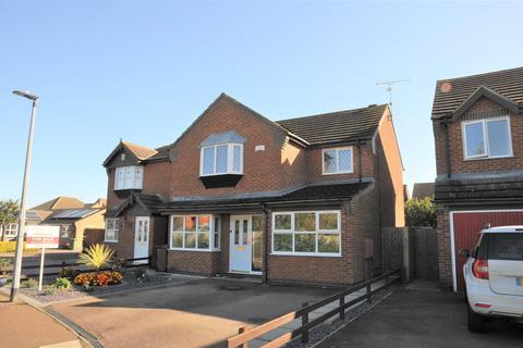 4 bedroom detached house for sale - Godfrey Close, Newborough, Peterborough