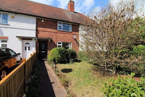 2 bedroom terraced house to rent - Enderby Square, Lenton Abbey, Nottingham, NG9 2TQ
