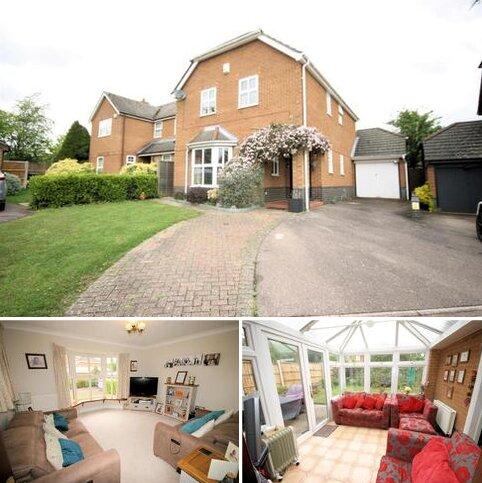 4 bedroom detached house for sale - Broadacres, Luton