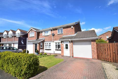 2 bedroom semi-detached house for sale - Woburn Drive, Broadway Grange, Sunderland