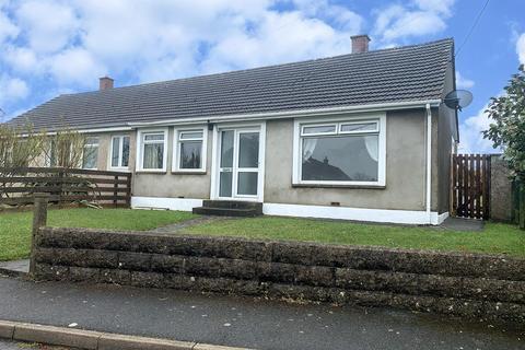 2 bedroom semi-detached bungalow for sale - St. Davids, Haverfordwest