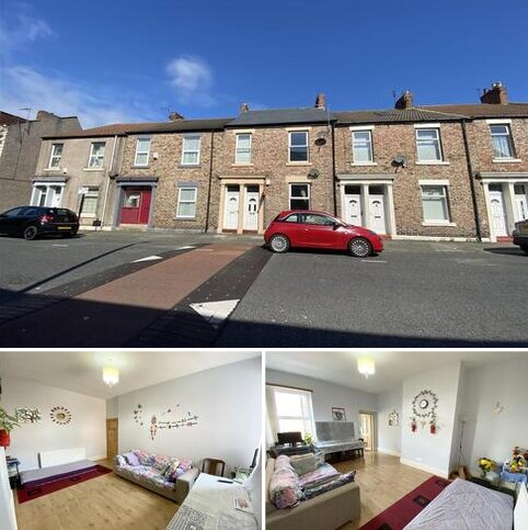 2 bedroom ground floor flat for sale - West Percy Street, North Shields